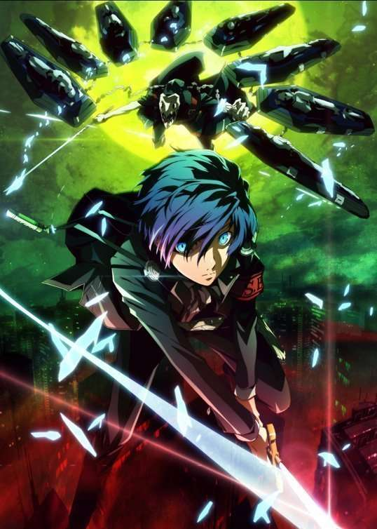Persona 3 The Movie #1 - Key Visual