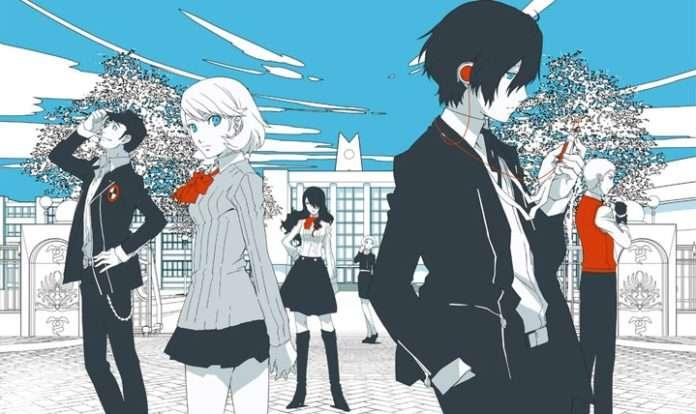 Persona 3 The Movie #1