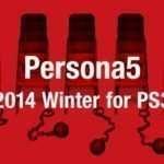 Persona 5 Announced