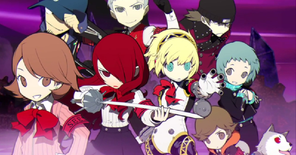 Persona Q - Sample Music