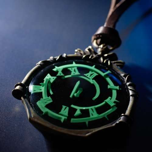 Atlus D Shop Merchandise - Dark Hour Pendant