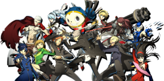 Persona 4 Arena Ultimax - Characters