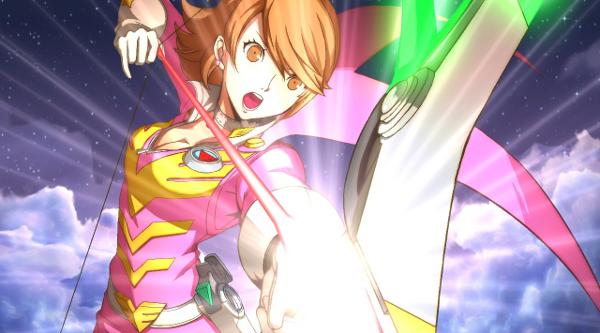 Persona 4 Arena Ultimax - Yukari Takeba