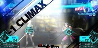 Persona 4 Arena Ultimax - Golden Arena Mode
