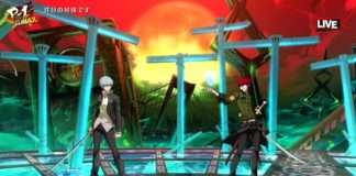 Persona 4 Arena Ultimax - Version 1.1
