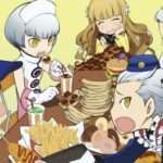 Elizabeth and Theodore's Roles in Persona Q