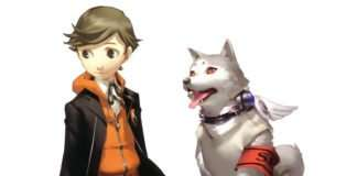 Persona 4 Arena Ultimax - Ken and Koromaru
