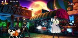 Persona 4 Arena Ultimax - Ken and Mitsuru