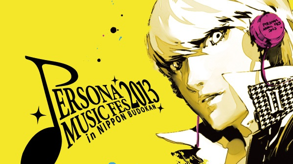 Persona Music FES 2013