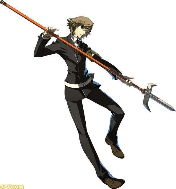 Ken - Persona 4 Arena Ultimax