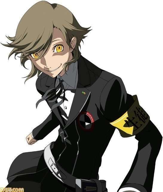 Shadow Ken - Persona 4 Arena Ultimax