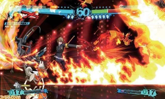 Ken and Koromaru - Persona 4 Arena Ultimax