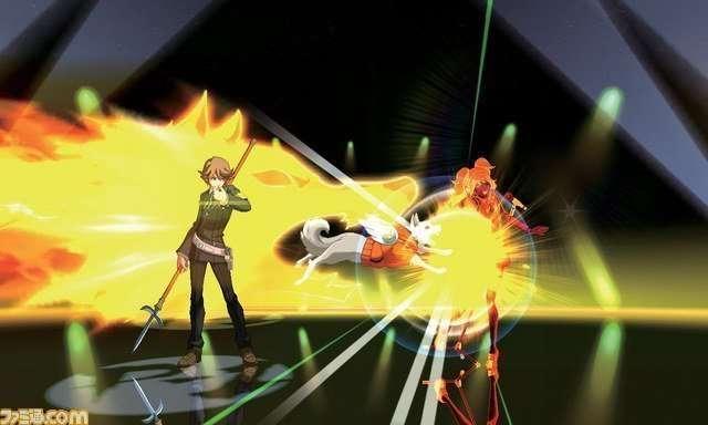 Ken and Koromaru 2 - Persona 4 Arena Ultimax