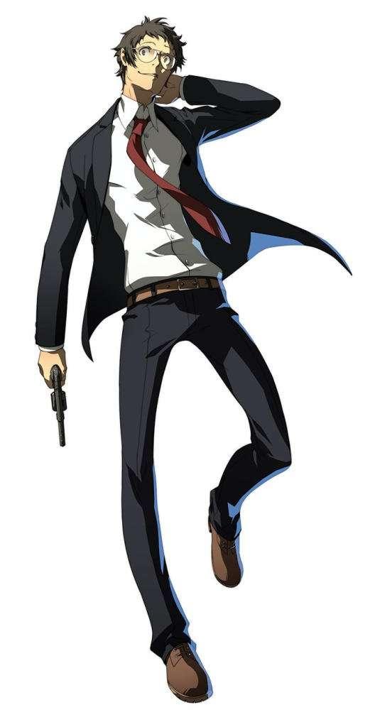 Persona 4 Arena Ultimax - Tohru Adachi