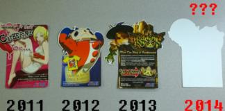 Persona E3 Badge Holder Tease
