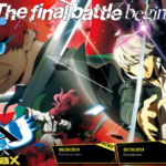 Persona 4 Arena Ultimax Atlus USA Website Opened