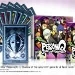 "Persona Q ""The Wild Cards"" Premium Edition Announced"