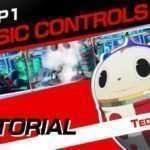 Atlus USA Persona 4 Arena Ultimax Tutorial Videos