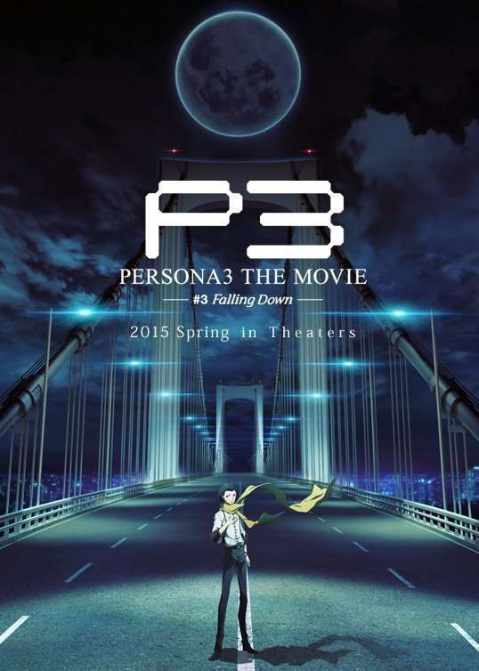 Persona 3 The Movie - Falling Down