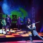 Pictures from the Persona 4 Arena Stage Show