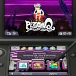 Persona Q Nintendo 3DS Theme Announced