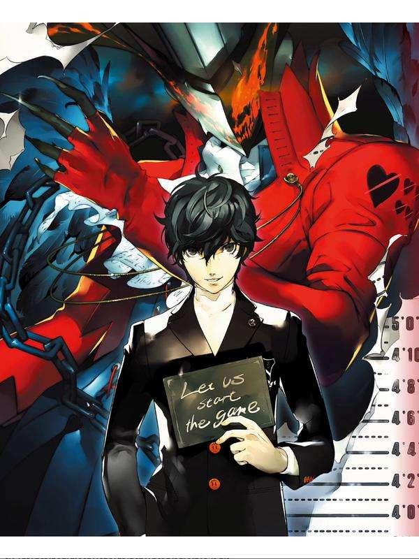 Persona 5 profile image