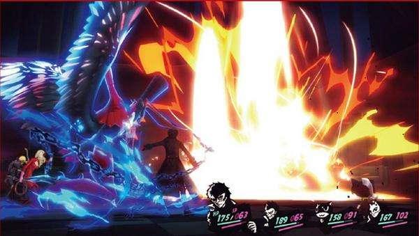 Persona 5 Screenshots 2