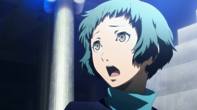 Persona 3 The Movie - Fuuka Yell