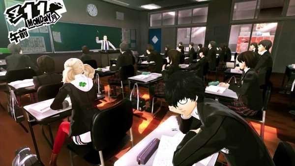 Persona 5 Famitsu Interview