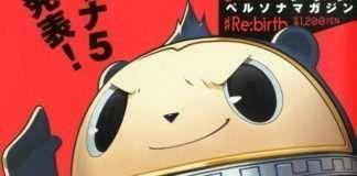 #Rebirth Issue of Persona Magazine