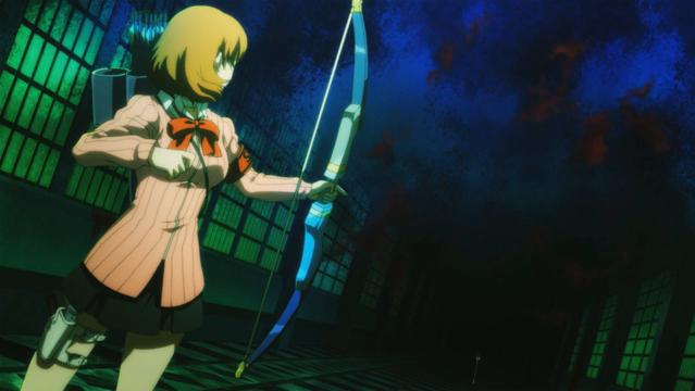 Persona 3 The Movie - Yukari Snipe