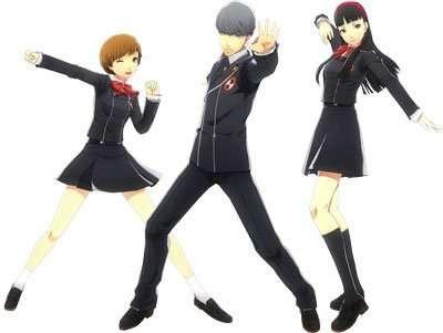 Gekkoukan School Uniform Set