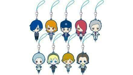 Persona 3 The Movie - Rubber Mascots