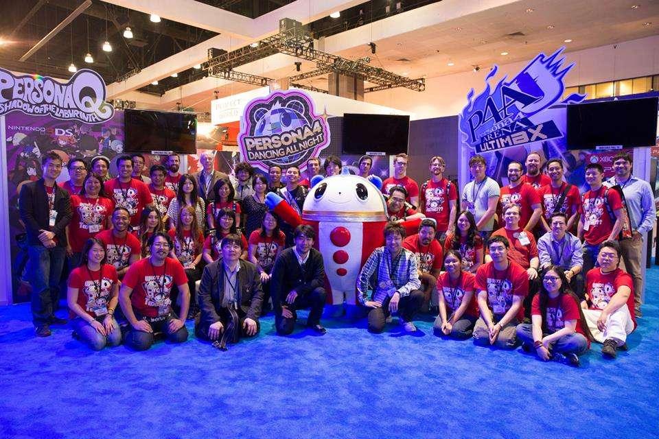 Atlus USA at E3 2014