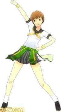 Chie Satonaka - Yasogami High School Summer Uniform