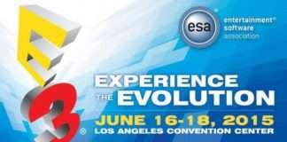 E3 2015 Header and Logo