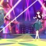 Kanami and Yu in Persona 4: Dancing All NIght