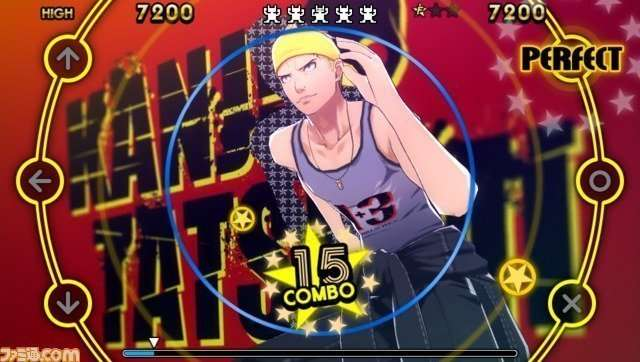 Persona 4: Dancing All Night, Kanji Tatsumi