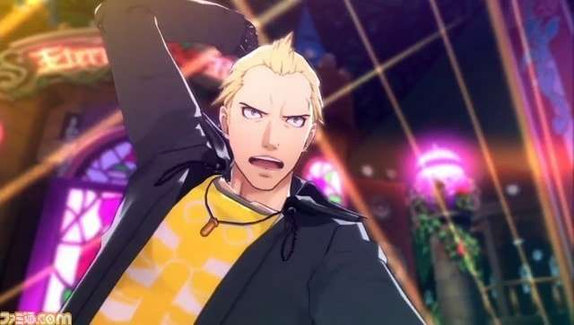 Persona 4: Dancing All Night, Kanji Tatsumi Midwinter Outfit