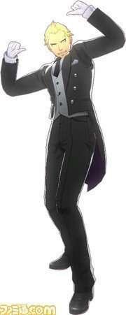 Kanji Tatsumi - Butler Costume