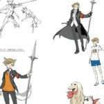 Famitsu: Persona 4 Arena & Ultimax Official Art Book Preview