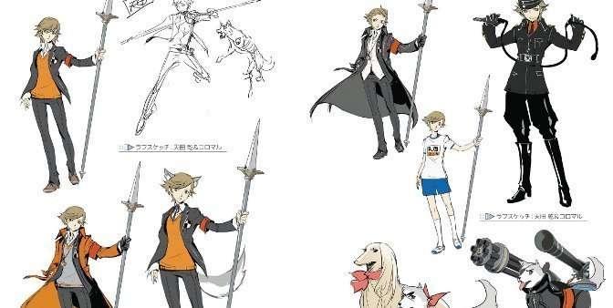 Persona 4 Artbook Pdf