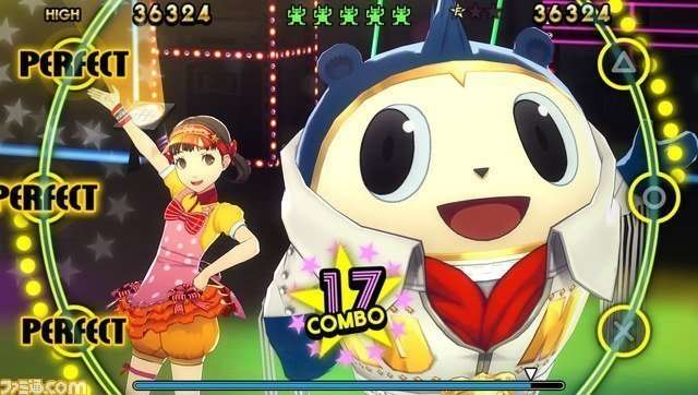 Nanako Dojima - Persona 4: Dancing All Night
