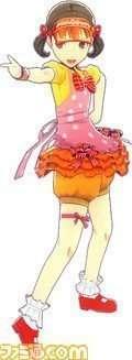 Nanako Dojima - Stage Costume