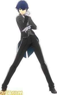 Naoto Shirogane - Butler Costume