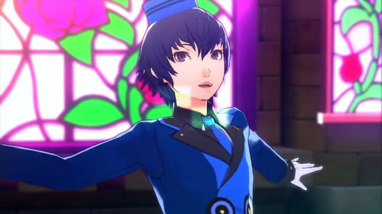 Naoto's character trailer for Persona 4: Dancing All Night features ...