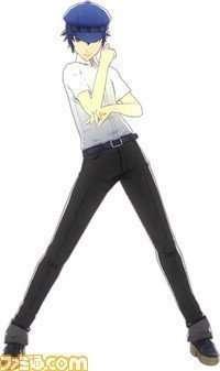 Naoto Shirogane - Yasogami High School Summer Uniform