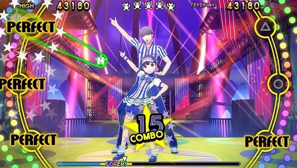 Persona 4 Dancing All Night - Nanako Dojima 2