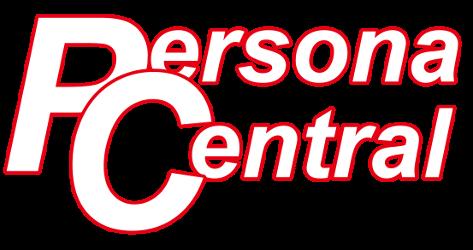 Persona Central Logo Header