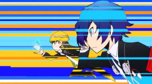 Persona Q Opening